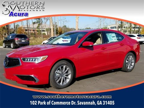 New 2018 Acura TLX 2.4 8-DCT P-AWS