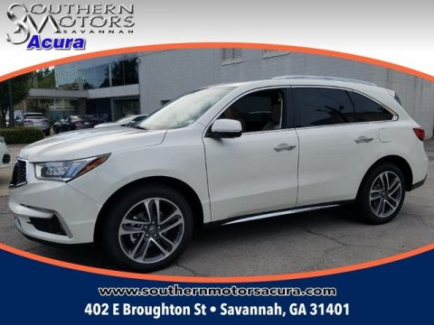 New 2017 Acura MDX SH-AWD with Advance Package
